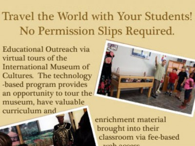 Virtual Tour of the Museum of International Cultures