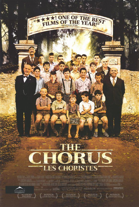 The Chorus - A 2004 French Movie